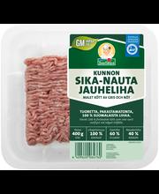 Snellman 400g Kunnon sika-nauta jauheliha