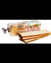 Rosten Vaalea voileipäkakkuleipä 720g viip. vehnäleipä