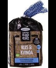 Ruis-kvinoa siemennäkk...