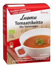 Reformi 96g Luomu Tomaattikeitto