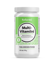 Multivitamin 100tabl