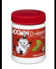 D-vitamiini 10µg 100ta...