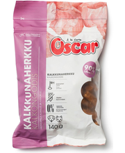 Oscar 140g Kalkkunaher...