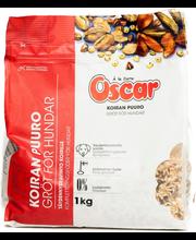Oscar 1kg Koiran puuro