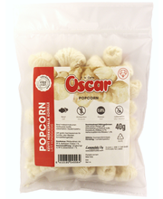 Oscar 40g Maksanmakuinen popcorn koirille