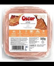 Oscar 500g Lohi pakaste koirille ja kissoille