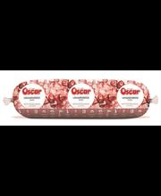 Oscar Lihamureke koirille täydennysrehu 1kg