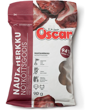 Oscar 90g Nautaherkku ...