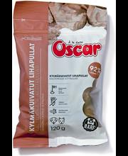 Oscar 120g Kylmäkuivatut lihapullat Herkkupala koirille ja kissoille