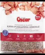 Oscar Kana-possuateria kissoille täysravinto 650g