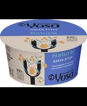 Yosa Greek Style 150g kreikkalaisen jogurtin kaltainen kauravalmiste