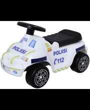 Plasto offroad poliisi hiljaiset pyörät