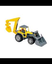Plasto kauhatraktori kaivurilla 48 cm