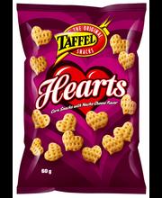 Hearts maissisnacks 60g