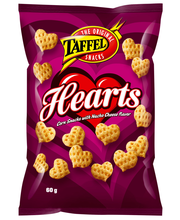 Taffel Hearts 60g maustettu maissisnacks