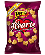 Hearts maissisnacks 235g