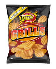 Taffel Grills 325g grillimaustettu perunalastu