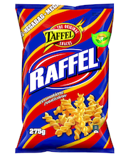 Taffel Raffel 275g perunakierre