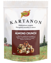 Taffel Kartanon Almond Crunch 165g pähkinäsekoitus
