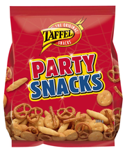 Taffel Party Snacks 200g leivottu snacks