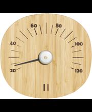 Rento saunan lämpömittari bambua