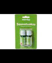 Rento Eukalyptus&pihkayrtti -löylytuoksu 2x10ml