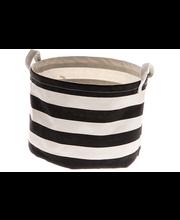 4Living kori pyöreä stripes