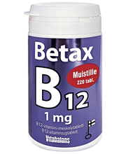 B12-vitamiini 220 tabl