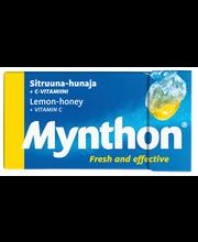 Mynthon 39g C Sitruuna-Hunaja pastillirasia