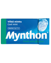 Mynthon 35g Viileä minttu sokeriton pastillirasia