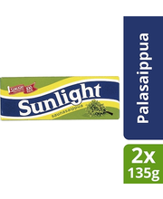 Sunlight 2x135g palasa...