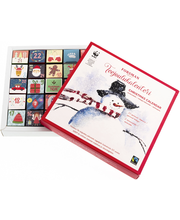 Forsman Tee Lumiukkokalenteri WWF