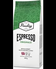 Paulig Espresso Originale 250g espressojauhettu kahvi