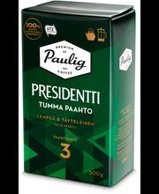 Presidentti Tumma P. 5...