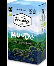 Paulig Mundo 500 g hie...