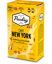 Paulig Café New York 5...