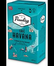 Paulig Café Havana 450g Jauhettu kahvi