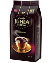 Juhla Mokka Tosi Tumma 450g kahvipapu