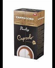Paulig Cappuccino Cupsolo 8 annosta cappuccino kahvia