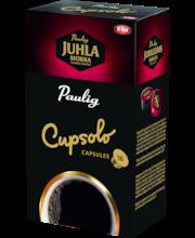 Paulig Cupsolo Juhla Mokka Tumma Paahto UTZ 16kpl jauhettua kahvia