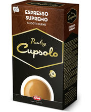 Paulig Cupsolo Espresso Supremo UTZ 16 kpl kahvi
