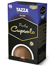Paulig Cupsolo Tazza Hot Chocolate Dark UTZ 16kpl kaakaojuomajauhe laktoositon