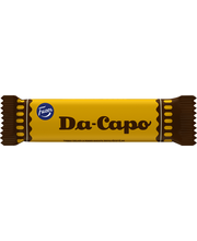 DaCapo 20g tumma suklaakuorrutettu patukka