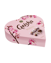 Geisha Sydän suklaakon...