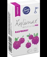 Xylimax PRO 38g Raspberry vadelma täysksylitolipastilli