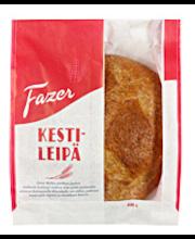 Fazer Kestileipa 490g Kokonainen Sekaleipa Fazer Foodie Fi