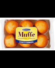 OULULAINEN Muffe 210g 6kpl Sitruunamuffinssi muffinssi