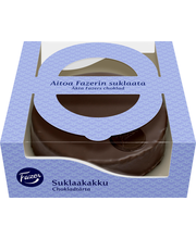 FAZER Suklaakakku 670g täytekakku