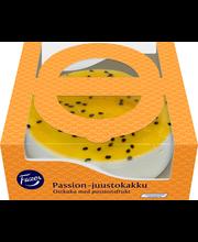 FAZER Passion-juustokakku 720g täytekakku