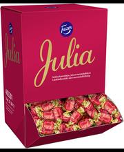Julia 3,0kg marmeladi täytteinen (73%) kääritty suklaakonvehti
